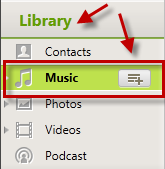 SSNote2-Kies-library-music