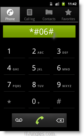 android-imei